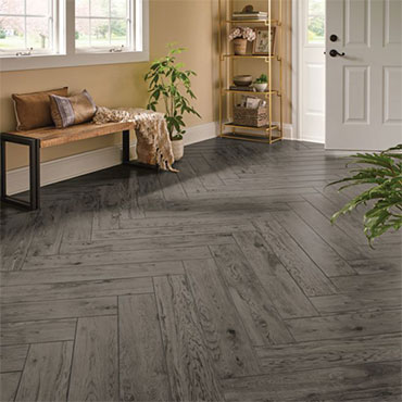 Miles of Trail Engineered Tile - Gateway Gray