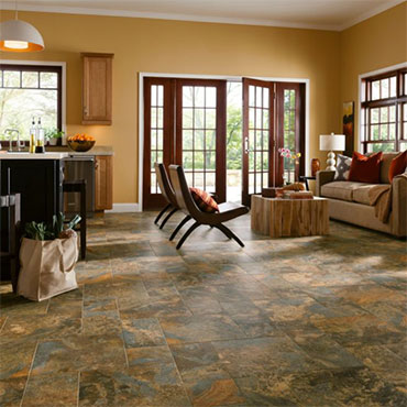 Allegheny Slate Engineered Tile - Copper Mountain